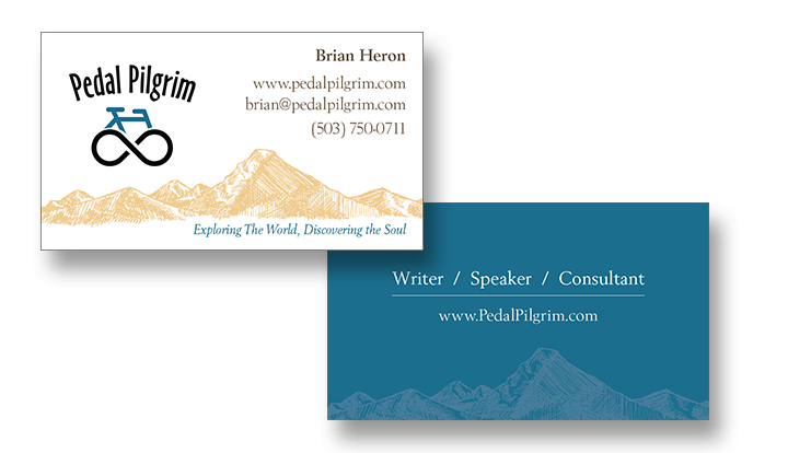 Brian, Business Card