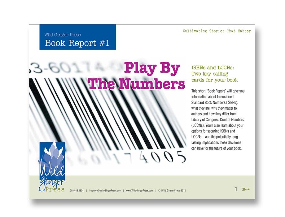 ISBN, LCCN