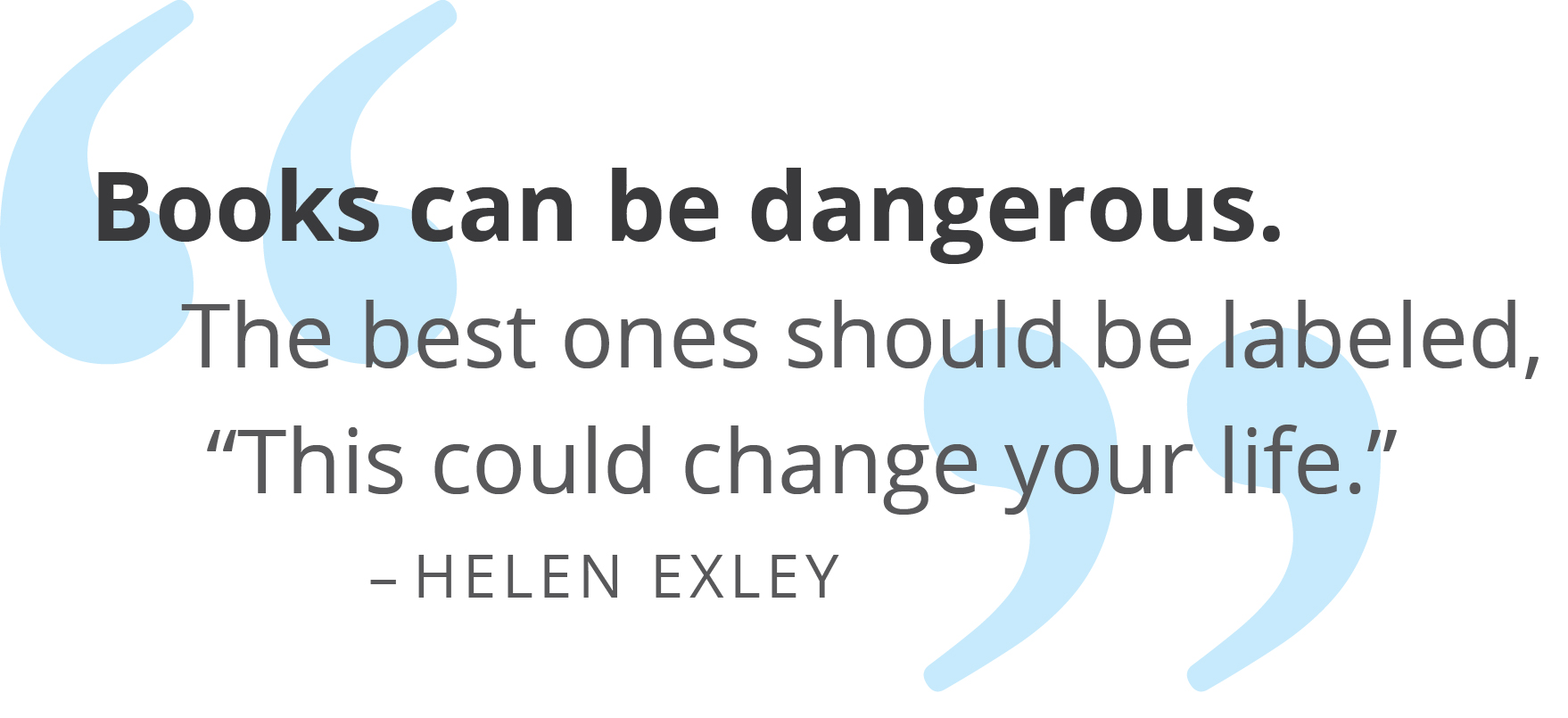 Quote, #2, H. Exley