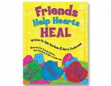 Friends Help Hearts Heal