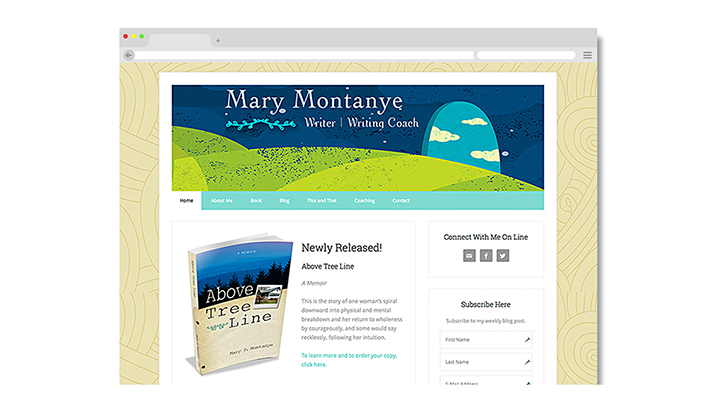 Mary Montayne website