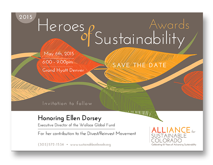 Alliance, 2015 save the date
